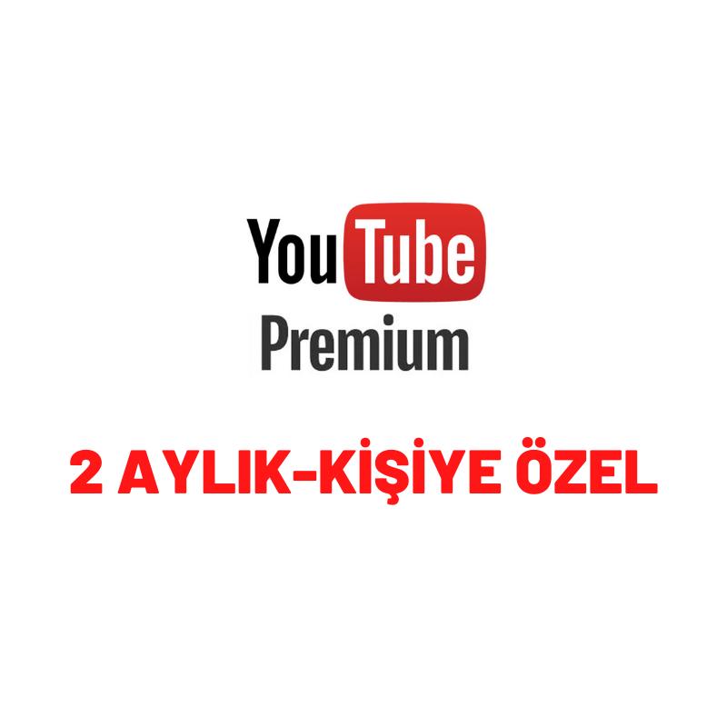 2  Aylık Youtube Premium Üyeliği
