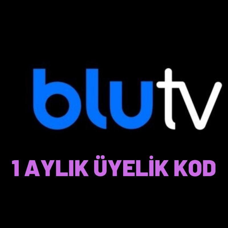 1 Aylık Blu TV Dijital Abonelik Kodu