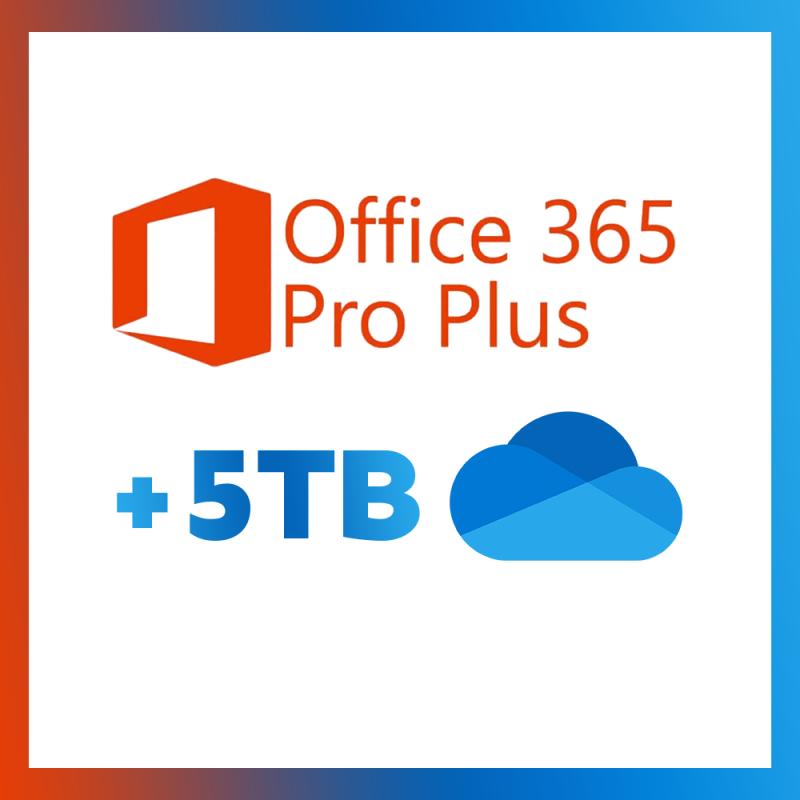 OneDrive 5 TB + Office365 A1 Dijital Hesap